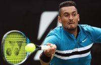 Kyrgios wins in Stuttgart on return from injury