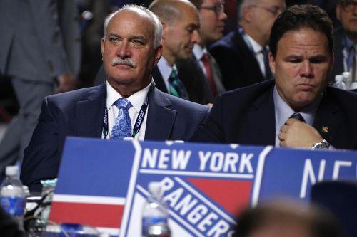 Rangers will quickly find out their NHL Draft fate