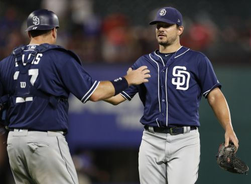 Are the Cleveland Indians done trading now that they have Brad Hand and Adam Cimber?