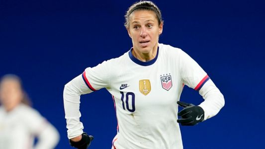 USWNT vs. Portugal: Time, TV, streaming, roster for USA women's friendly