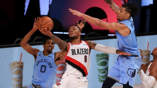 Trail Blazers vs. Grizzlies live score, updates, highlights from 2020 NBA play-in Game 1