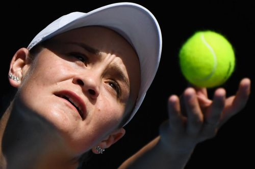 Top-seeded Ash Barty the first woman to reach the fourth round of the Australian Open