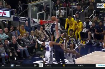 WATCH: Pacers have an all-around great night in win over Kings