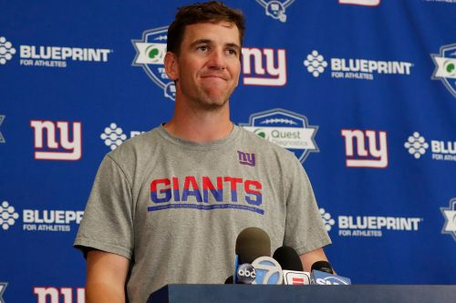 Welcome to Eli Manning's last stand