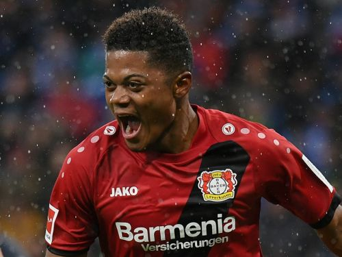 Liverpool and Chelsea target Leon Bailey signs new Bayer Leverkusen deal
