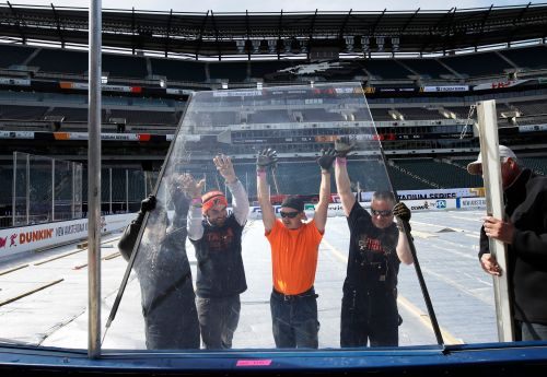 Innovations allow NHL to stage outdoor games almost anywhere