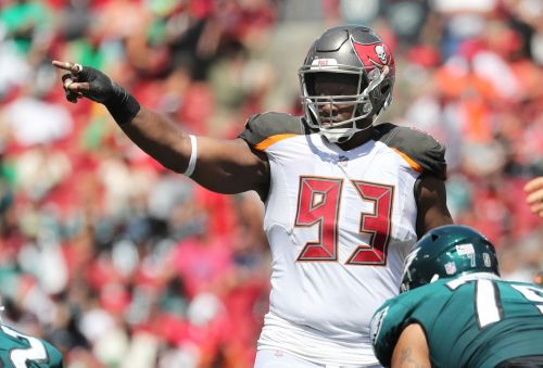 Gerald McCoy will be released by Tampa Bay Buccaneers, per report