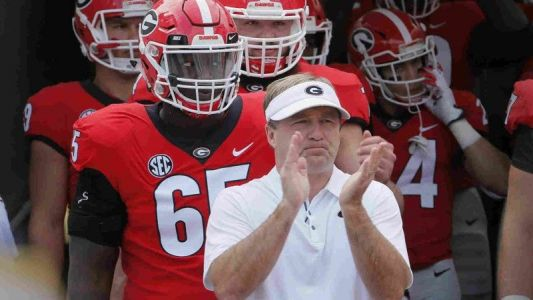 ESPN host believes UGA's Smart should be SEC coach of the year