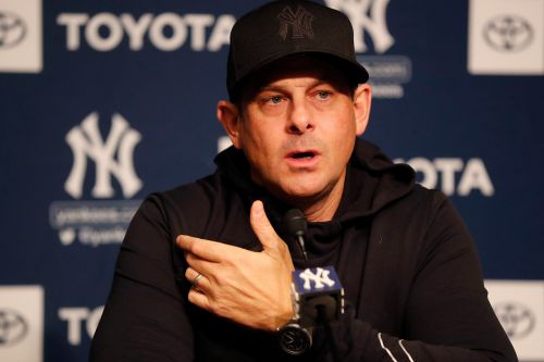 Aaron Boone's 'savage' Yankees resume for AL Manager of the Year