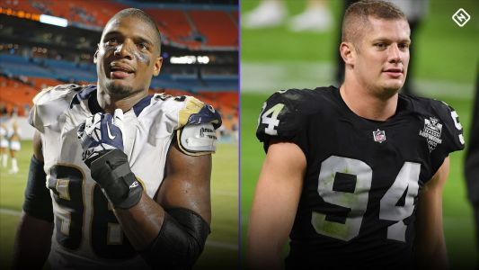 Michael Sam offers thanks, support for Raiders' Carl Nassib for coming out as gay