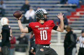 Herbert, other Senior Bowl players hope staying put pays off