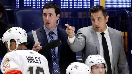 Leafs add Paul McFarland to coaching staff as D.J. Smith takes over Sens bench