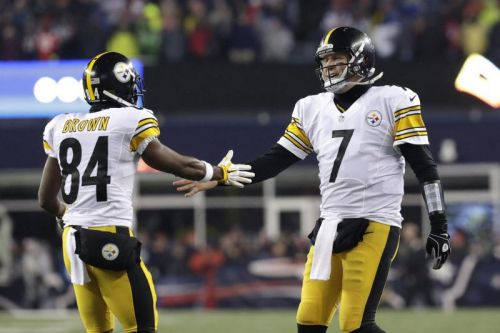 Roethlisberger says he went too far criticizing Antonio Brown