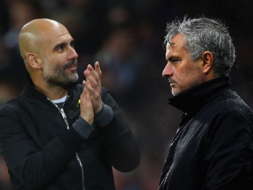 Guardiola and Mourinho are light years apart, it would be an insult to describe them as rivals