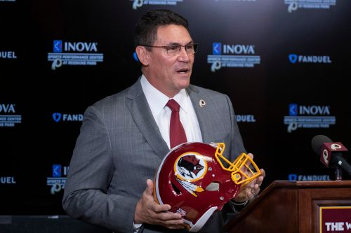 Redskins coach Ron Rivera says name change for 2020 season would be 'awesome'