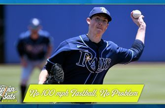 Ryan Yarbrough shares how his non-100 mph fastball fits in, throws hitters off | Flippin' Bats