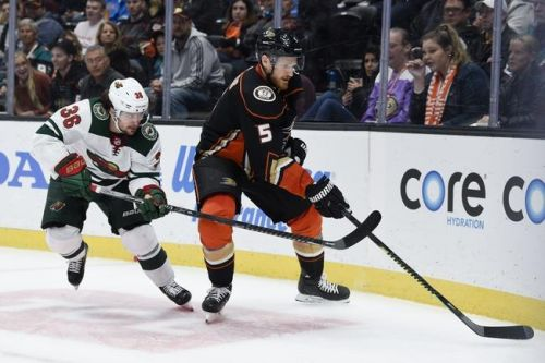 Anaheim Ducks vs. Edmonton Oilers - 11/10/19 NHL Pick, Odds, and Prediction