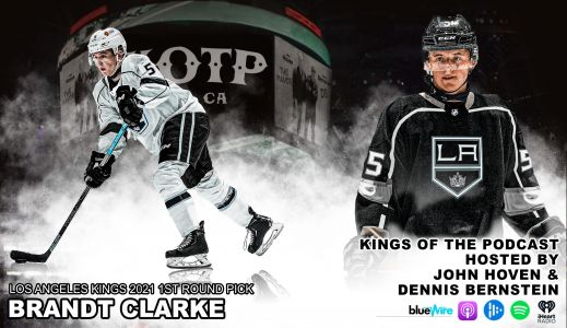 Kings Of The Podcast: Ep. 102 with Brandt Clarke and UFA Preview