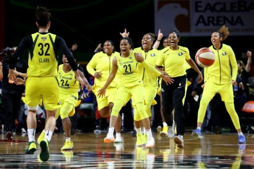 WNBA champion Seattle Storm not interested in White House visit