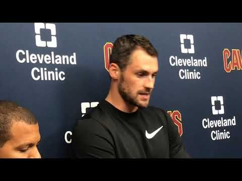 Kevin Love thought he was dying during Nov. 5 panic attack