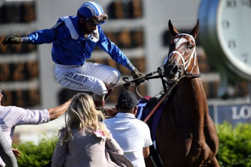 Superstars fill horse racing weekend around the Kentucky Derby center stage