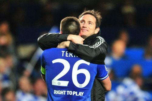 Lampard will succeed as Chelsea manager, says Terry