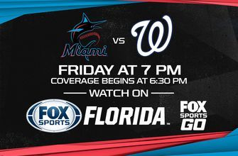 Preview: After day off, Marlins kick off 3-game set against visiting Nationals