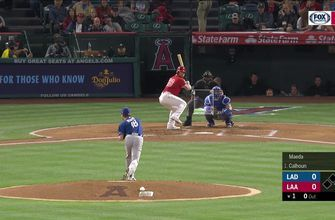 HIGHLIGHTS: Angels fall short to Dodgers 8-7