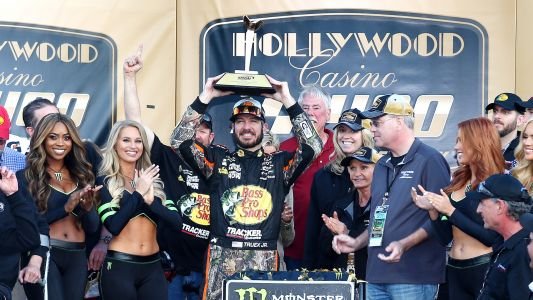 NASCAR at Kansas: TV schedule, lineup, qualifying drivers for the Hollywood Casino 400