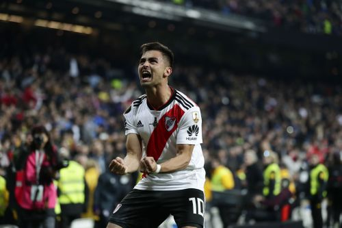 River Plate wins Copa Libertadores final in Madrid