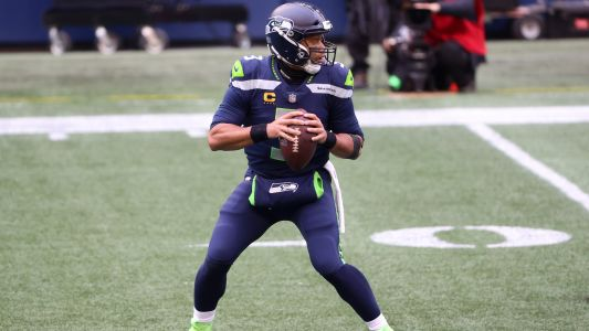 Russell Wilson says he never requested trade, reiterates commitment to Seattle: 'I'm here and I'm here to win'