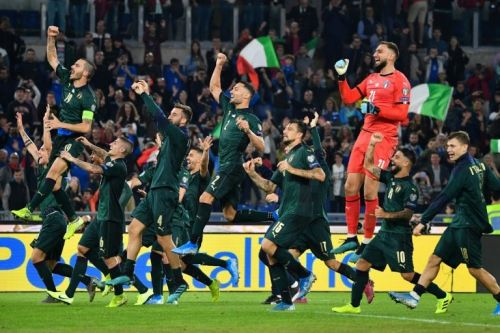 Italy back among the elite with Euro 2020 berth