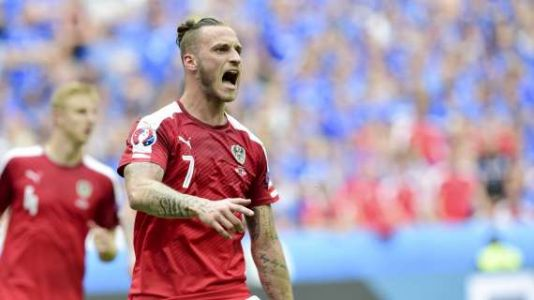NATIONS - Austria, Arnautovic disqualified for insulting an opponent