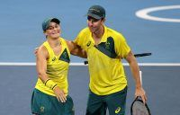 Barty and Peers excited to challenge for Olympic medal