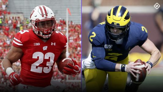 Michigan vs. Wisconsin odds, prediction, betting trends for pivotal Big Ten game