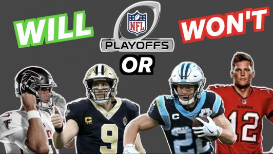 How the NFC South teams will or won't make the playoffs