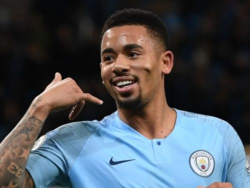 Jesus back in the groove as Man City keep up pressure on Liverpool