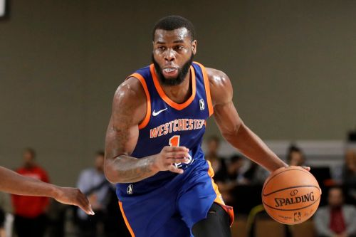 Knicks signing Kadeem Allen to 2-way deal as another guard hope