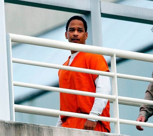 Ex-NFL player Rae Carruth released after nearly 19 years in prison for murder plot