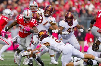 No. 3 Ohio State holds off Minnesota 30-14 thanks to another strong game by Dwayne Haskins