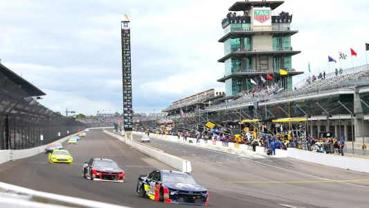 What channel is NASCAR on today? TV schedule, start time for Brickyard 400