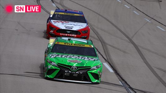 NASCAR at Kansas live race updates, results, highlights from Hollywood Casino 400