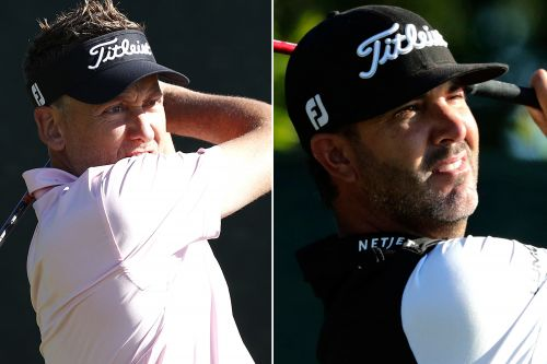 Two US Open co-leaders didn't expect to be on top