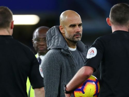 We are here to be champions, not invincibles - City boss Guardiola bullish after first defeat