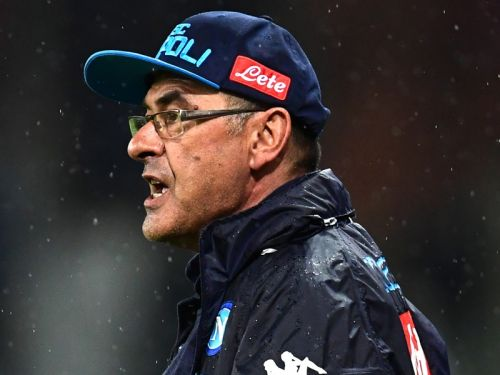 Sarri confirmed as new Chelsea manager