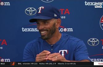 Chris Woodward on Walk-Off win against the Angels