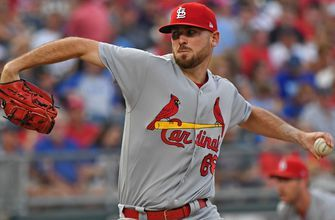 Gomber looks to bounce back from only loss as Cardinals seek another win in Atlanta
