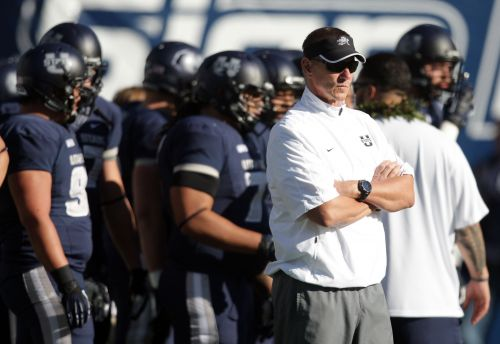 Reports: Gary Andersen expected to be announced as Utah State coach