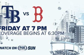 Preview: Surging Rays, slumping Red Sox clash for 1st time in 2019