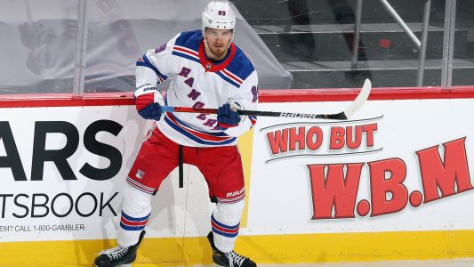 NHL suspends Pavel Buchnevich for cross-checking on heels of controversial Tom Wilson fine